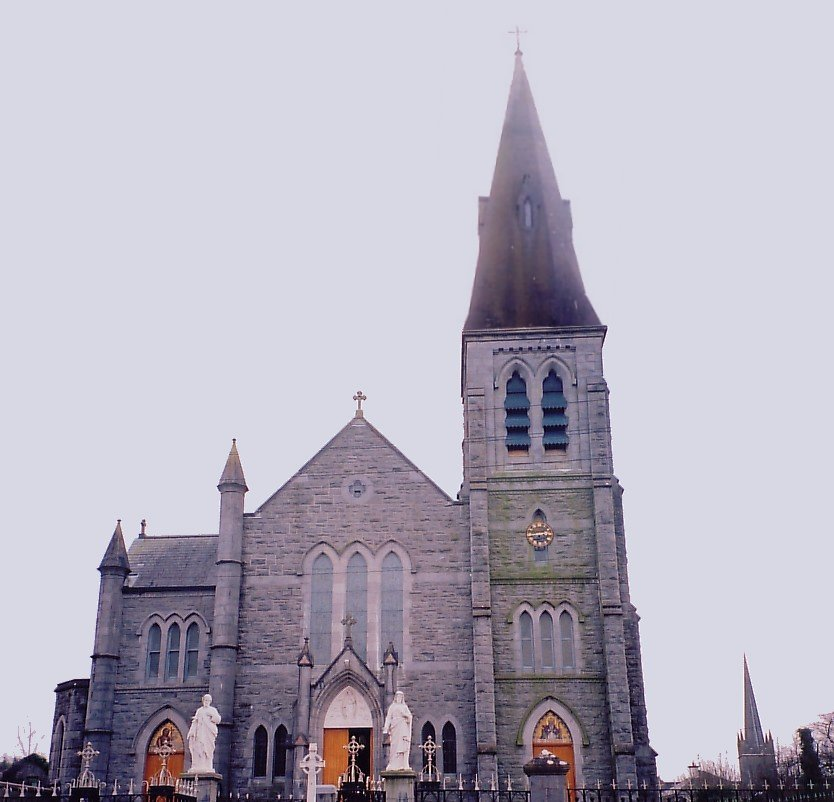 Irish Catholic Saint Colman Mac Duagh image